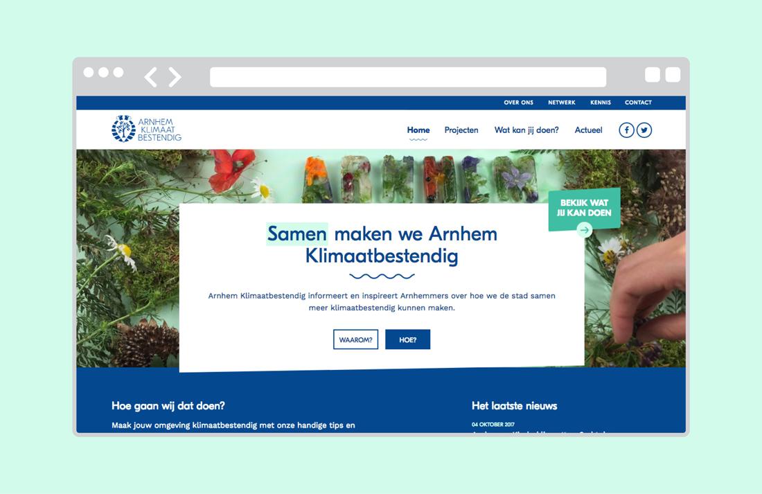 Arnhem Klimaatbestendig gemeente arnhem klimaat sumedia